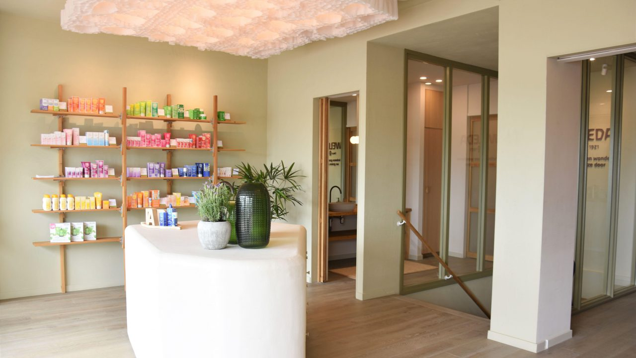 Massagesalon en beautysalon Rotterdam Weleda City Spa Hillegersberg