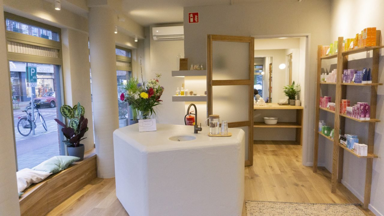 Weleda City Spa Amsterdam