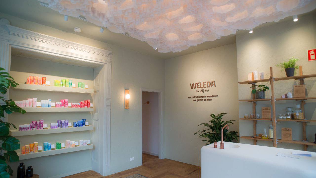 Weleda City Spa. Massage en schoonheidssalon, Statenkwartier Den Haag.
