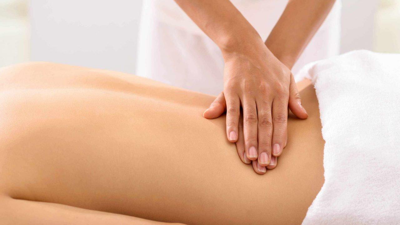 Arnica massage