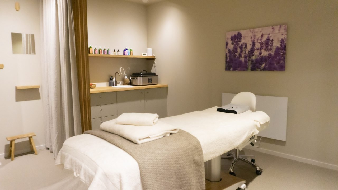 ruimte voor massage amsterdam weleda city spa